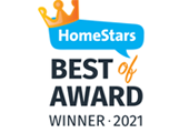 Homestars - Best of Awards
